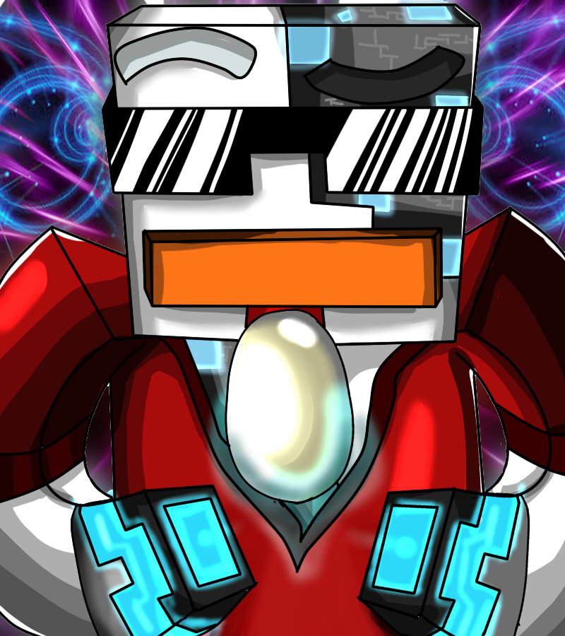 Minecraft profile picture for cyberch1cken by - Cool youtube pictures ...