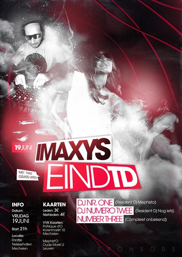 Imaxys EindTD by denzoo