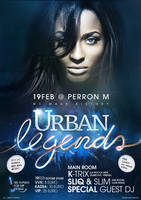 Urban Legends by denzoo