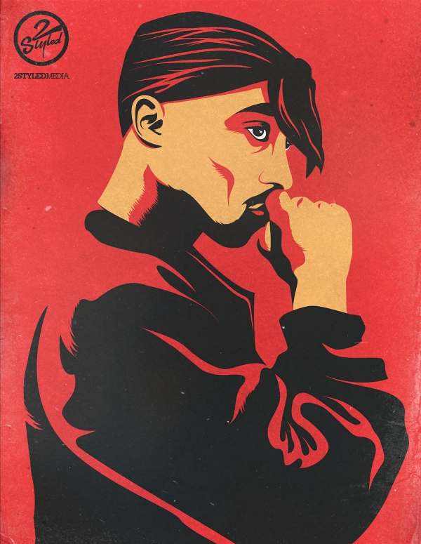 Tupac Shakur Poster - 2Styled by denzoo