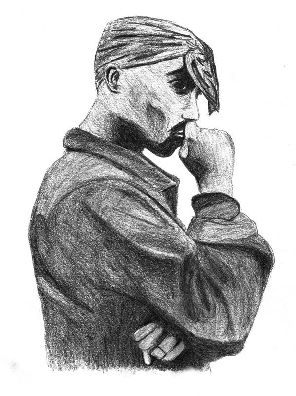 Tupac Shakur by denzoo