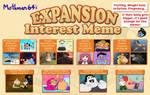 My Expansion Interest Meme