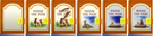 Winnie the Pooh and Sora Too by TheMultiverse101