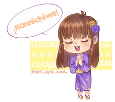 [Old gift] Sticker #2 by Cami-Sama-Sama