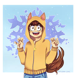 Jyushimatsu [Old Drawing] by Cami-Sama-Sama