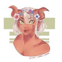Demon Girl. by Cami-Sama-Sama