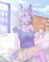 Monster Girl Challenge by Cami-Sama-Sama