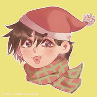 Christmas Cami-Sama Icon by Cami-Sama-Sama