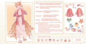 .: OC Reference Sheet :. Maru [Hakimimi] by Cami-Sama-Sama