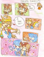 Sonally Comic by Shapoodle4u
