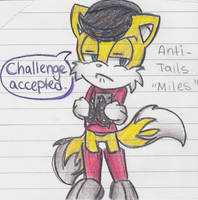 Miles Accepts by Shapoodle4u