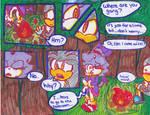Silvaze Campfire Comic