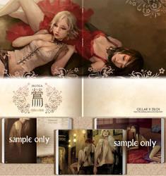 book design by Langewong