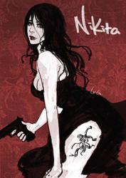 Nikita by Langewong