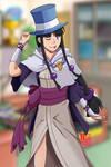 Mystic Maya: Magician of Neo Olde Tokyo