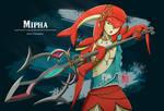 Zora Champion Mipha