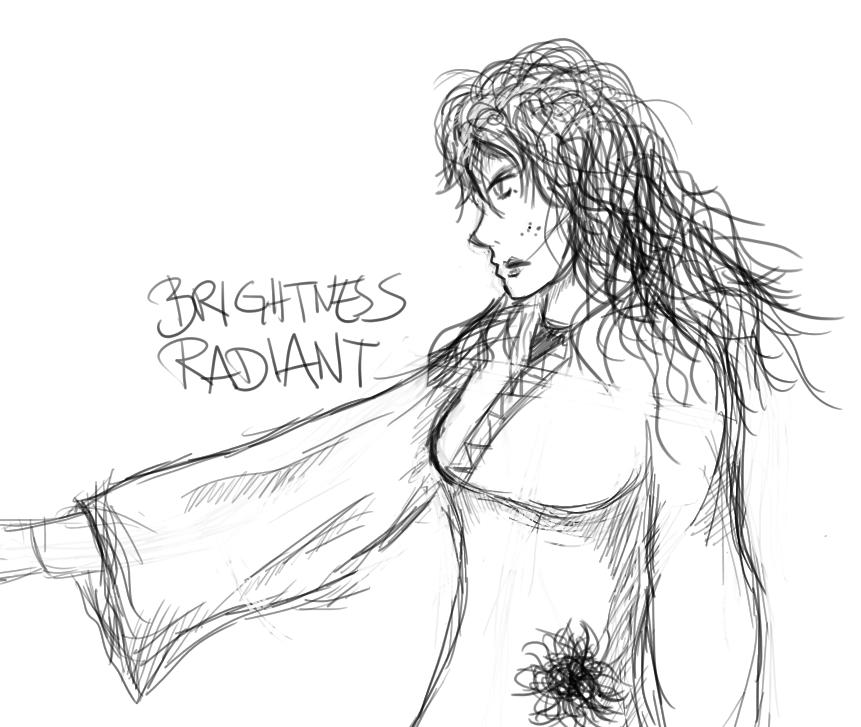 Brightness Radiant by yishn