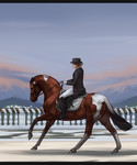 IMPERIAL WINTER DRESSAGE ll Soft Creature