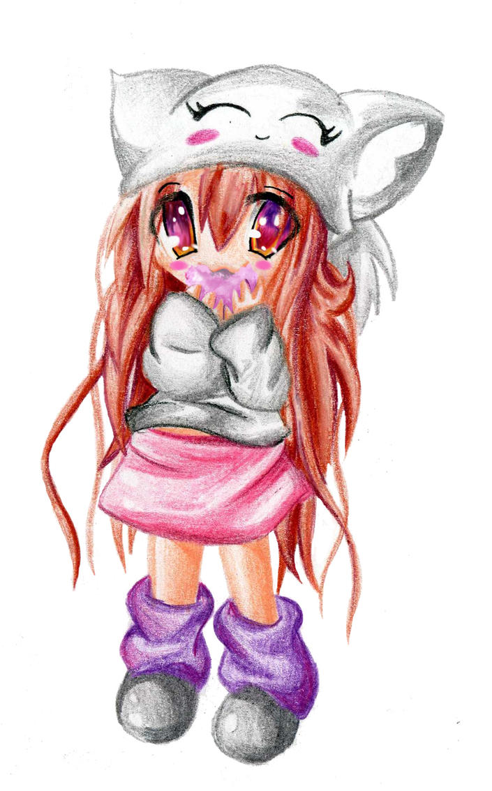 Cute chibi girl by Zyari on DeviantArt