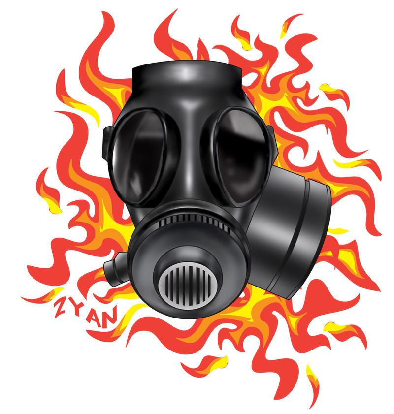 Pyro spray by Zyari