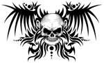 Skull Pattern Design