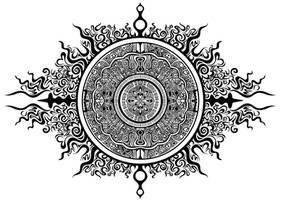 Circle Pattern by Zyari