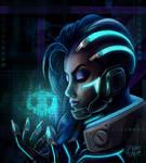 Cyberspace Sombra