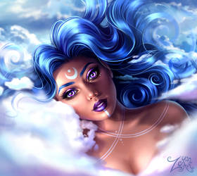 Celestial Goddess