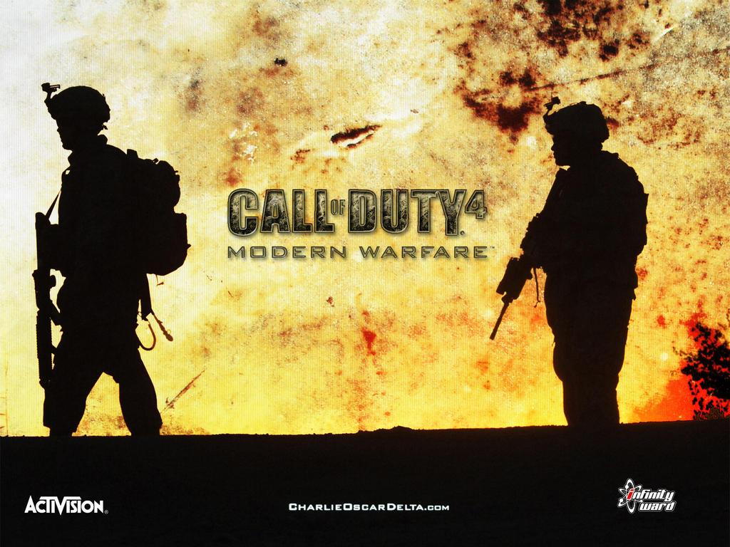 Call of Duty 4 by garnettrules21