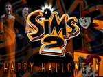 Sims 2 Happy Halloween