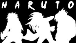 Naruto Black and White by MTBlade