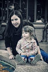 Sofia and Kristy