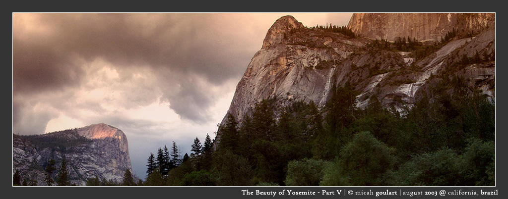 The Beauty of Yosemite -Part5 by micahgoulart