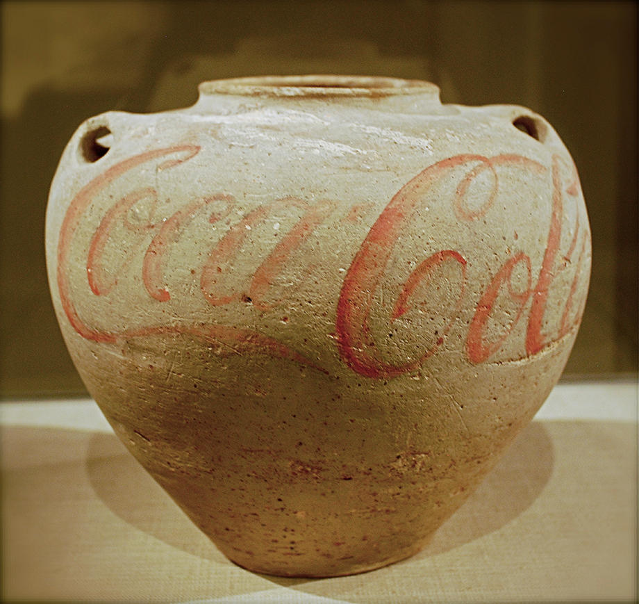 Han-vase-coca-cola by micahgoulart