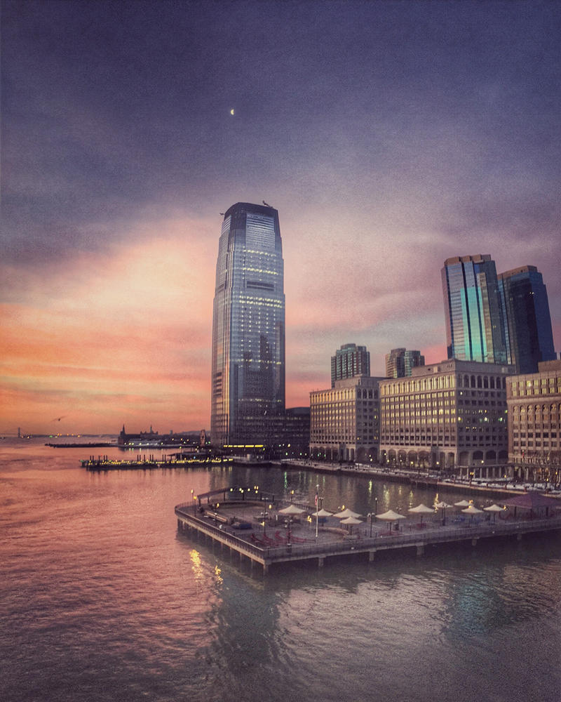 New York City by micahgoulart
