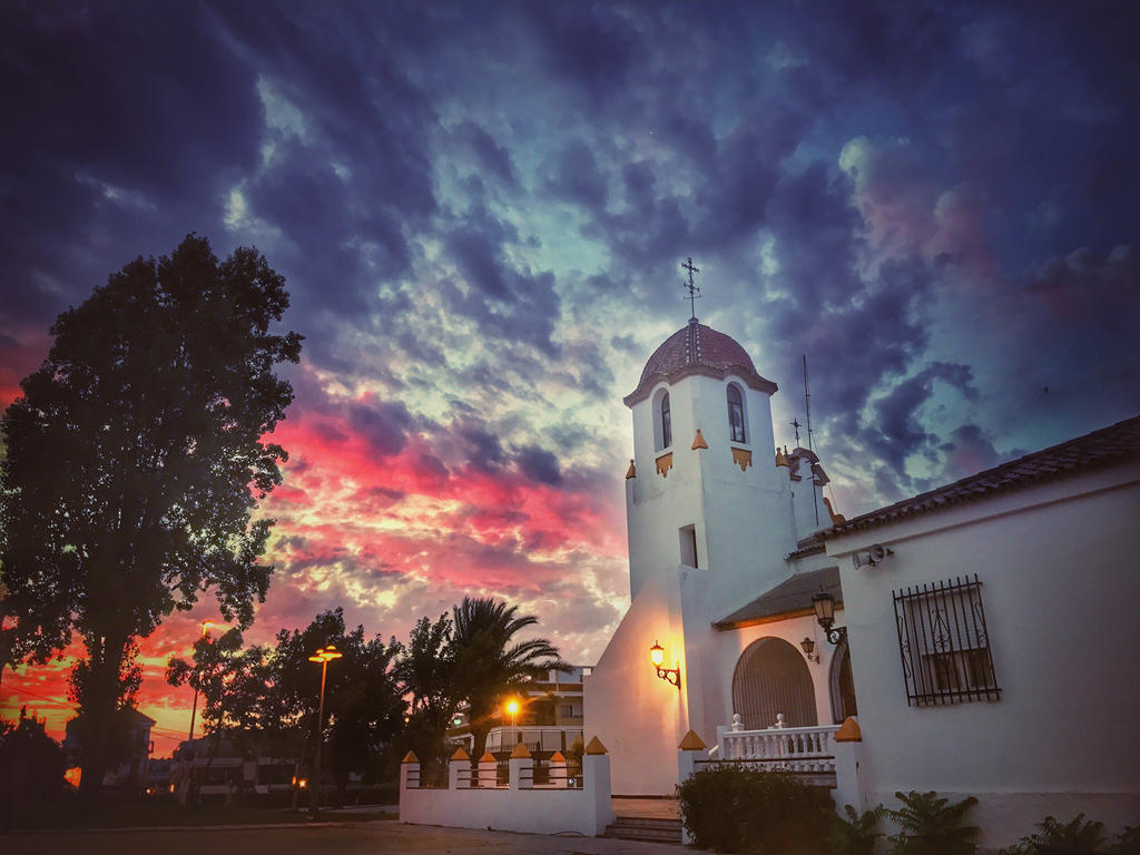 La Iglesia by micahgoulart
