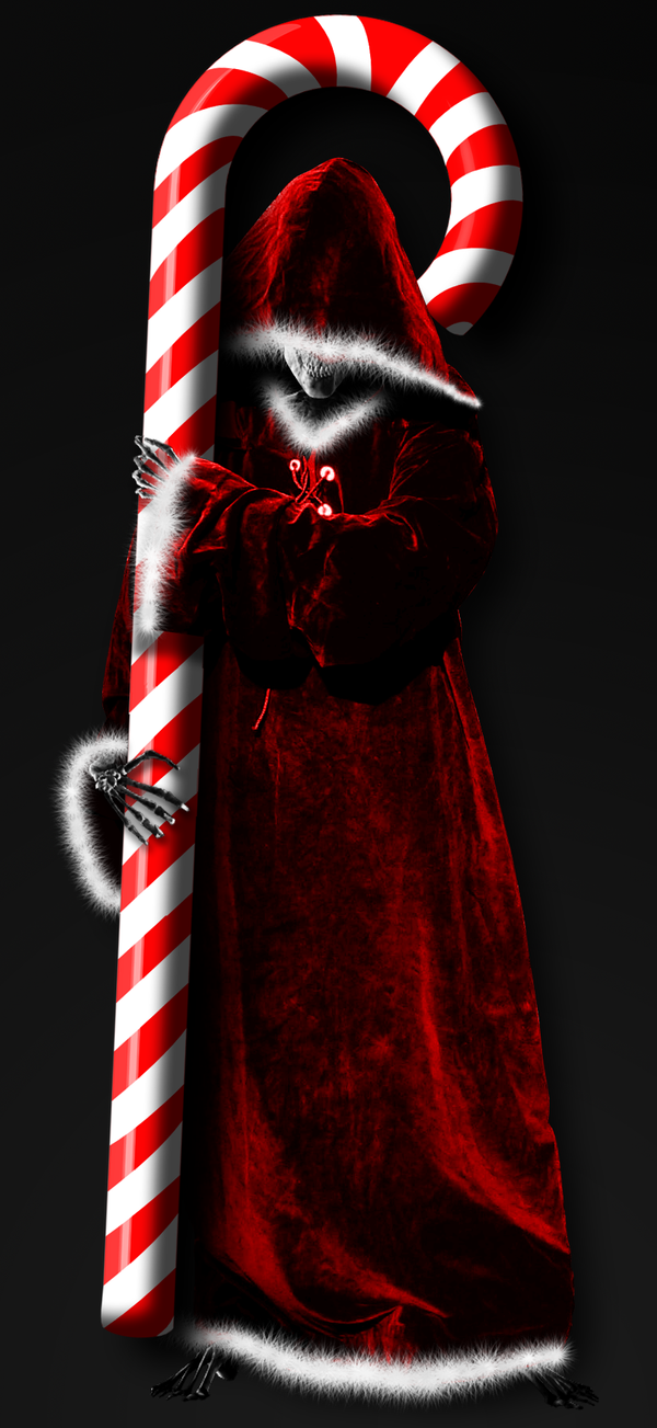Christmas Grim Reaper by tom-a-spol-sro on DeviantArt