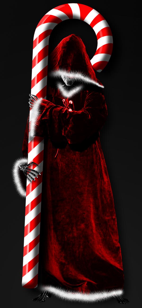 Christmas Grim Reaper by tom-a-spol-sro on DeviantArt