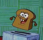 Spongebob The Tost