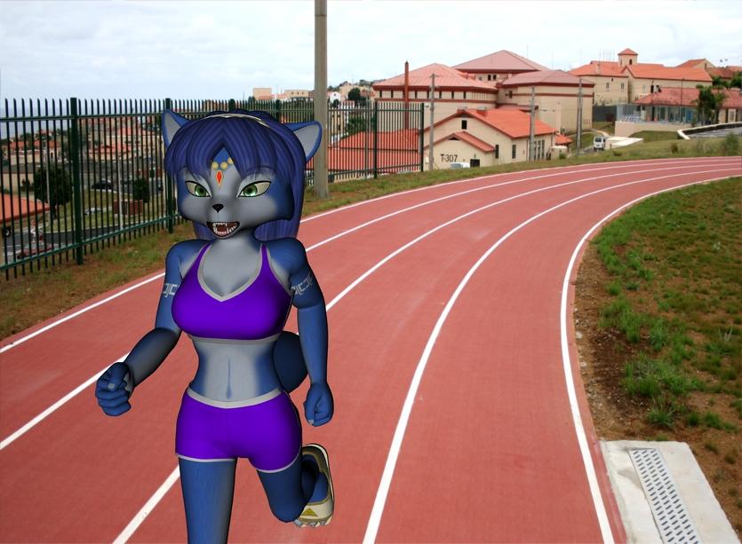 Krystal Running Track by xXTREMEXx