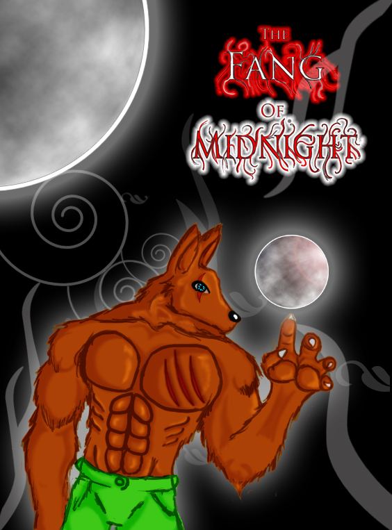 Book CoverThe Fang of Midnight by tatis96
