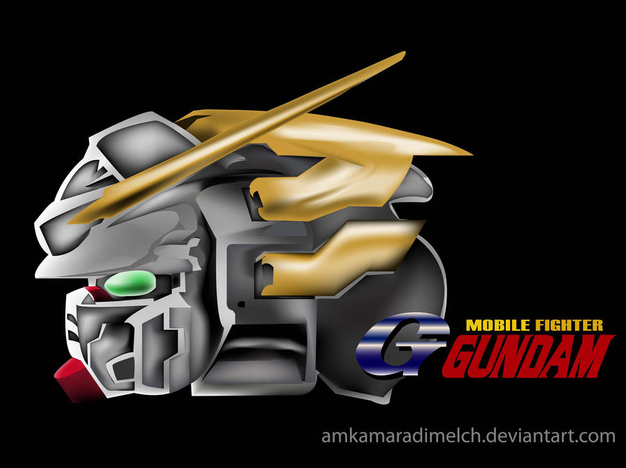 G Shining Gundam final by  G Gundam Shining Gundam