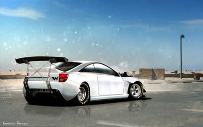 Toyota Celica 2003 - Tuning by shinoaburame23