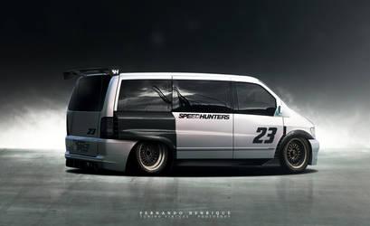 Mercedes Benz Vito 2001 - Tuning