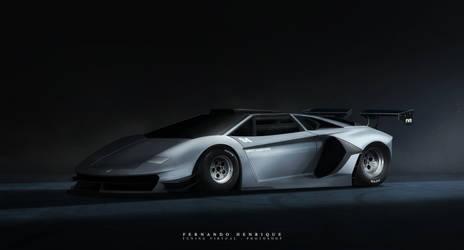 Lamborghini Countach (2020) - Tuning