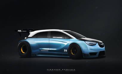 Opel Crossland X - Tuning