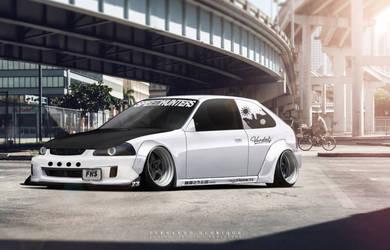 Honda Civic Typer-R - Tuning