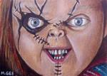 Chucky - ACEO