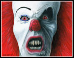 Pennywise by mikegee777