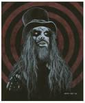 Rob Zombie - Sketch
